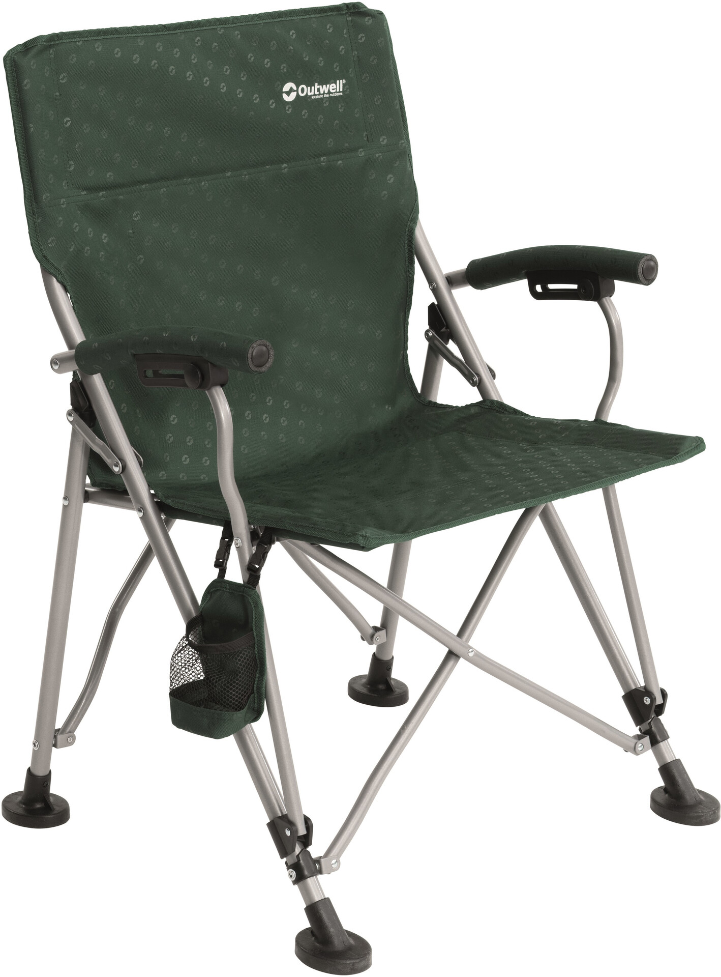 Outwell Campo Chaise, forest green